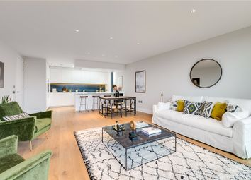 Thumbnail 3 bed flat to rent in Queen's Park Penthouses, 105-109 Salusbury Road, London