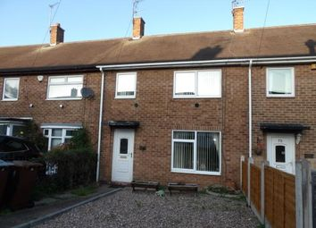 Thumbnail 3 bed terraced house for sale in Bainton Grove, Clifton, Nottingham, Nottinghamshire