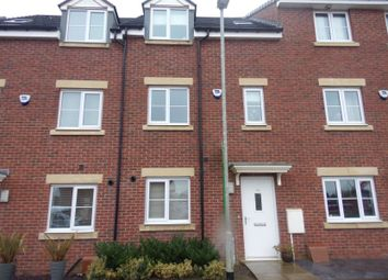 Thumbnail 3 bed town house for sale in Haggerston Road, Blyth
