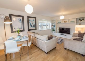 Thumbnail 2 bed flat for sale in Weaver Row, Stirling