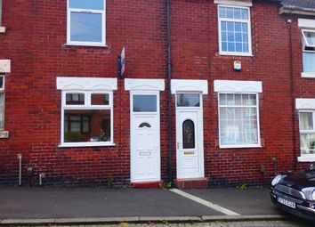 Thumbnail 2 bed terraced house to rent in Wallis Street, Fenton, Stoke-On-Trent