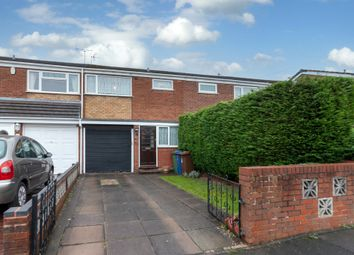 Thumbnail 3 bed terraced house for sale in Clifton Avenue, Cannock