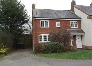 Thumbnail 3 bed cottage to rent in Garfield Park, Great Glen, Leicestershire