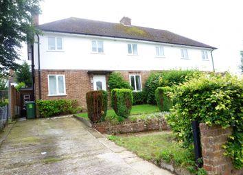 Thumbnail 3 bed semi-detached house to rent in Hillingdon Rise, Sevenoaks