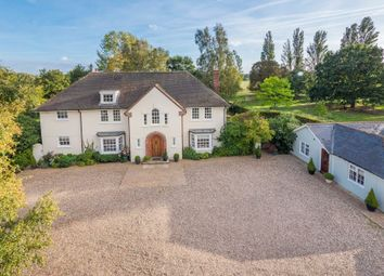 Thumbnail 8 bed detached house for sale in Liston, Sudbury, Suffolk