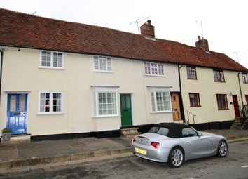 Thumbnail 2 bed terraced house for sale in Mill End, Thaxted, Dunmow