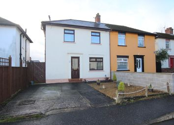 Thumbnail 4 bedroom semi-detached house for sale in Graymount Terrace, Newtownabbey