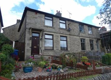 3 bed semi-detached house for sale in Haslingden Road, Rawtenstall, Rossendale, Lancashire BB4