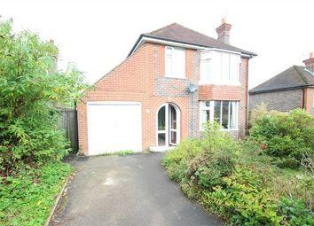 Thumbnail 3 bed detached house for sale in Ellis Avenue, Onslow Village, Guildford, Surrey