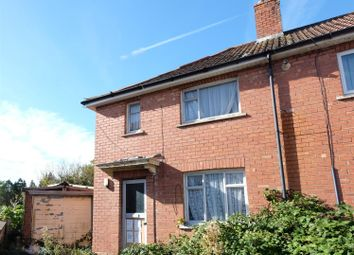 Thumbnail 3 bedroom semi-detached house for sale in 9 Hurst Walk, Knowle, Bristol