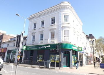 Thumbnail 3 bed flat to rent in Pevensey Road, Eastbourne
