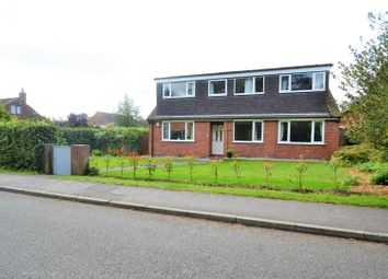 Thumbnail 5 bed detached house for sale in Twiss Green Lane, Culcheth, Warrington