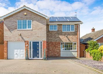 Thumbnail 4 bed detached house for sale in Conrad Road, Carlton Colville, Lowestoft
