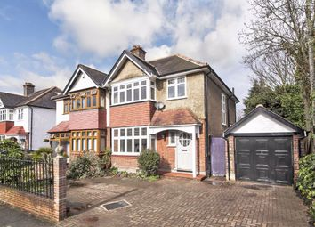 3 bed semi-detached house to rent in Surbiton Hall Close, Kingston Upon Thames KT1