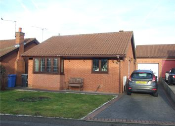 Thumbnail 1 bed detached bungalow for sale in Alstonfield Drive, Allestree, Derby