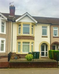Thumbnail 1 bedroom terraced house to rent in Oldfield Road, Coventry, West Midlands