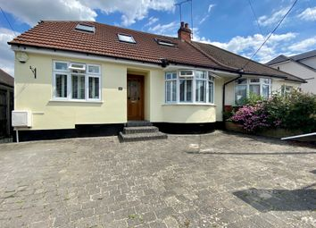 Thumbnail 4 bed semi-detached house for sale in Cedar Road, Hutton, Brentwood