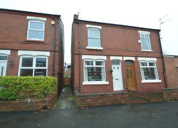 3 bed semi-detached house for sale in Regent Road, Heaviley, Stockport, Cheshire SK2