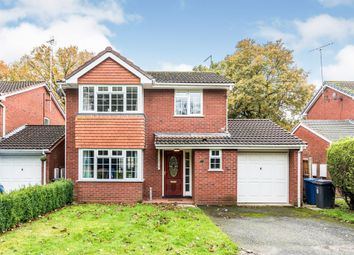 4 bed detached house for sale in Wilkinson Close, Chase Terrace, Burntwood WS7