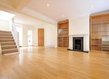 Thumbnail 3 bed terraced house to rent in Peel Street W8,