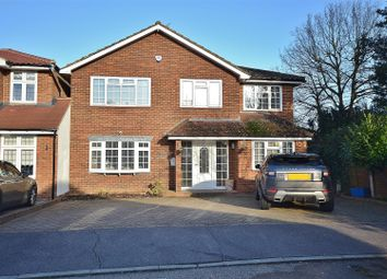 Thumbnail 4 bed detached house for sale in All Saints Close, Chigwell