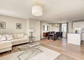 Thumbnail 4 bed flat to rent in Merchant Square East, East Harbet Road, Paddington, London