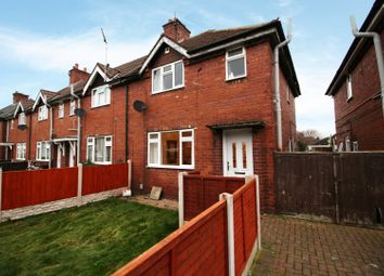 Thumbnail 3 bed terraced house for sale in Newman Grove, Rugeley, Staffordshire
