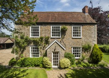Thumbnail 5 bed detached house for sale in Horsington, Templecombe, Somerset
