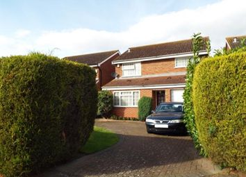 Thumbnail 4 bed detached house for sale in Caves Lane, Bedford, Bedfordshire