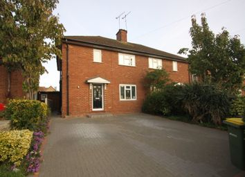 Thumbnail 3 bedroom semi-detached house for sale in The Drive, Rochford