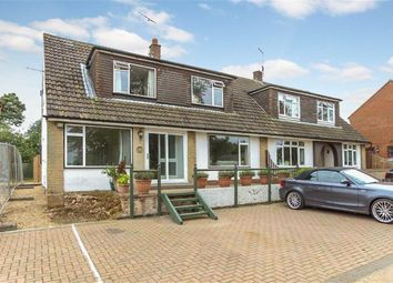 Thumbnail 4 bed semi-detached house for sale in Home Farm Lane, Great Brickhill, Milton Keynes