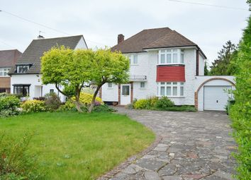 Thumbnail 3 bed detached house for sale in Marlings Park Avenue, Chislehurst