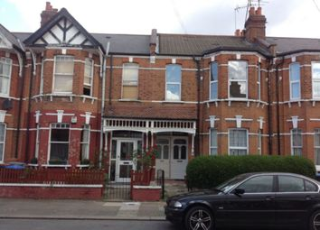 Thumbnail 3 bed flat to rent in Newton Road, Cricklewood