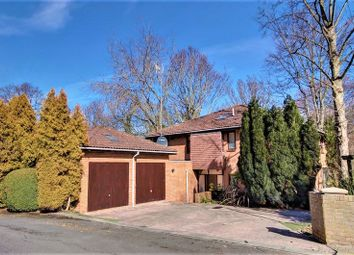 Thumbnail 4 bed detached house for sale in Lindisfarne Close, Jesmond, Newcastle Upon Tyne