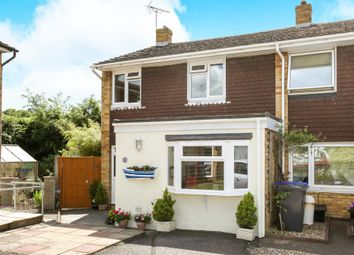 Thumbnail 3 bed semi-detached house for sale in Avonstoke Close, Amesbury, Salisbury