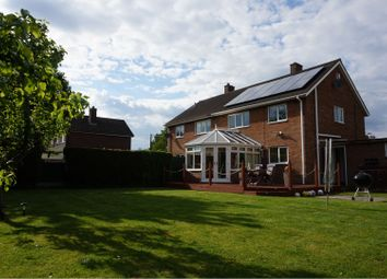 Thumbnail 3 bed semi-detached house for sale in Eyton Lane, Baschurch, Shrewsbury