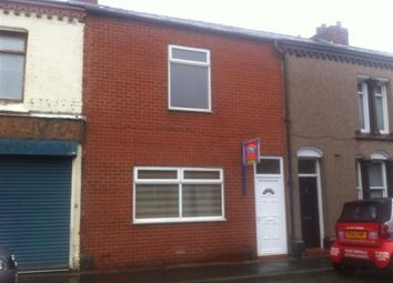 Thumbnail 3 bed terraced house to rent in Junction Lane, St. Helens