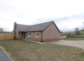 Thumbnail 3 bed detached bungalow for sale in Jubilee Gardens, Westbury, Shrewsbury