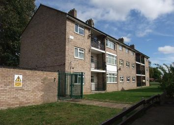 Thumbnail 1 bedroom flat to rent in Elm Close, Huntingdon