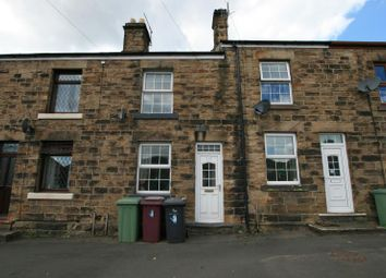 Thumbnail 3 bed town house to rent in Sheffield Road, Unstone