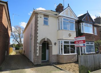Thumbnail 3 bed semi-detached house for sale in Field Road, Ramsey, Huntingdon