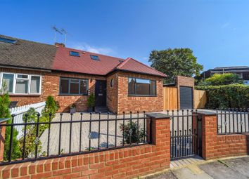 Latham Close, Twickenham TW1. 4 bed semi-detached bungalow
