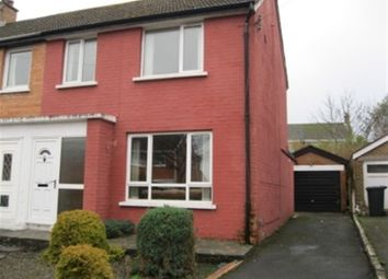 Thumbnail 3 bedroom semi-detached house to rent in Wynchurch Park, Belfast