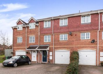 Thumbnail 4 bedroom terraced house for sale in Beggarwood, Basingstoke, Hampshire