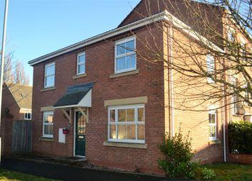 Thumbnail 3 bed end terrace house for sale in Bro Deg, Wrexham