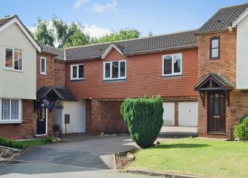 Thumbnail 1 bed flat for sale in Manor Rise, Boley Park, Lichfield