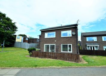 Thumbnail 3 bed detached house for sale in Oakerside Drive, Peterlee, County Durham