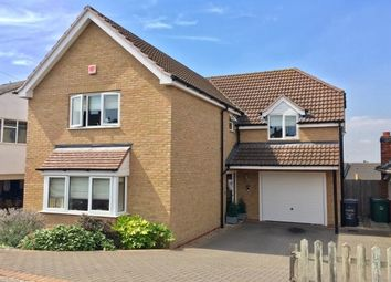 Thumbnail 4 bed detached house to rent in Finsbury Avenue, Sileby