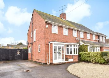 Thumbnail 3 bed semi-detached house for sale in South Road, Crowthorne, Berkshire