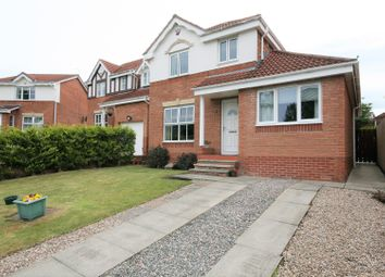 Thumbnail 4 bed detached house for sale in Lady Emily Way, Gorebridge